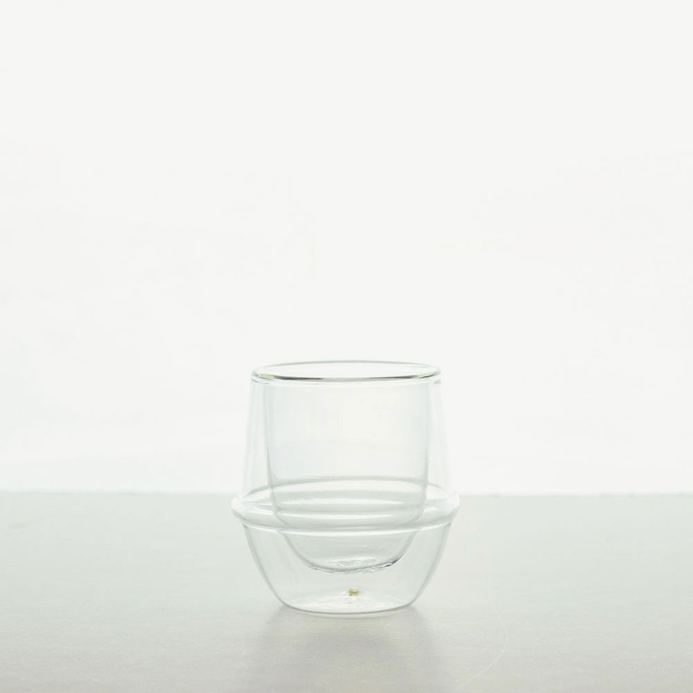 Espresso Double Wall Glass - SCENE SHANG  - 1