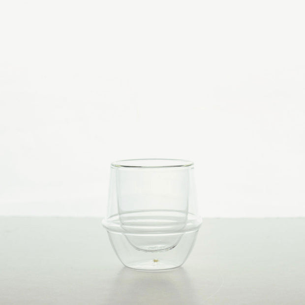 Espresso Double Wall Glass - SCENE SHANG