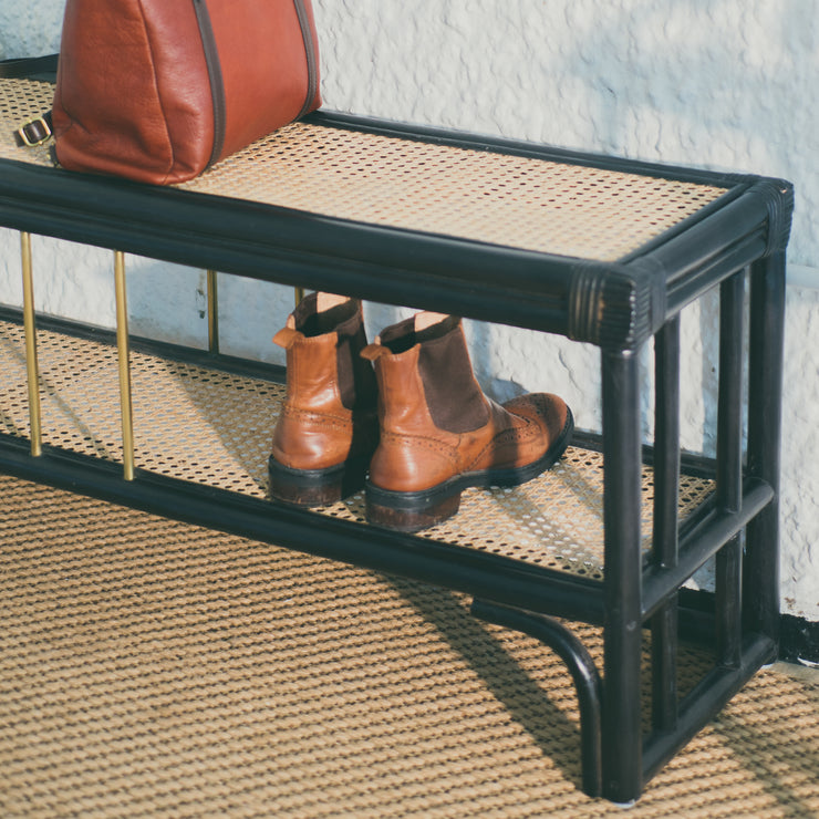 DUKE Shoe Bench