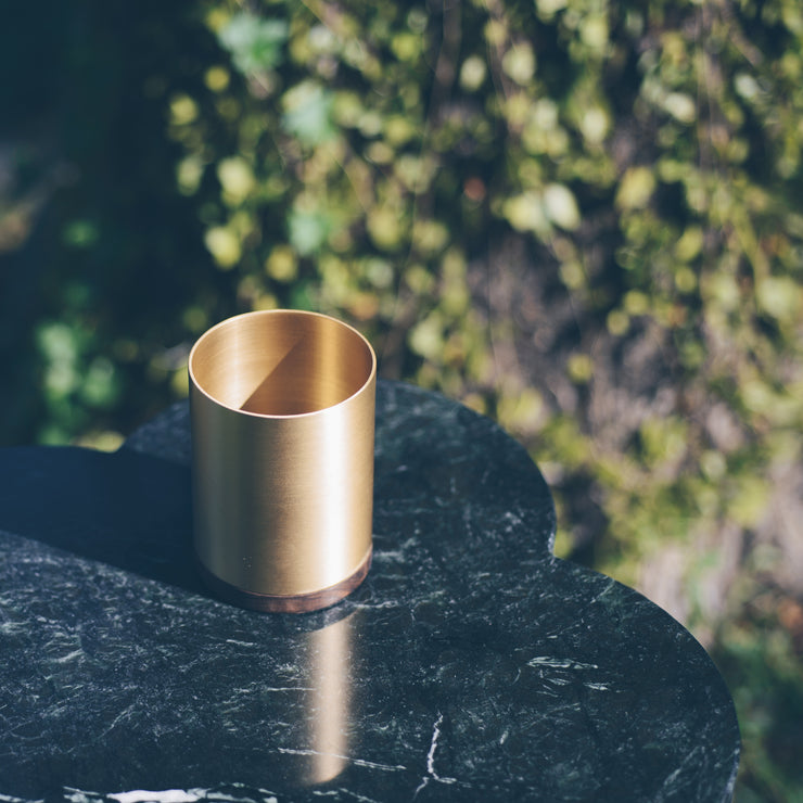 Brass Stationery Holder - SCENE SHANG