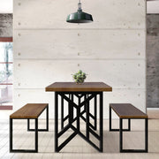 SINGER Dining Table - SCENE SHANG