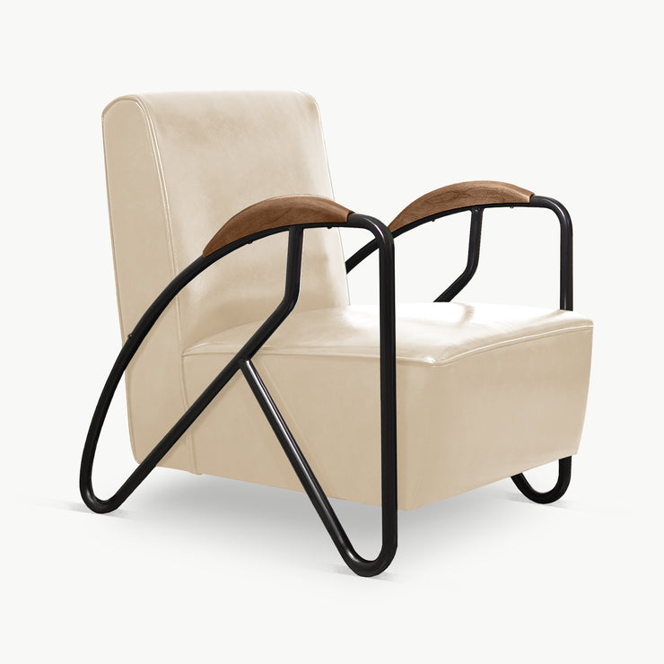 THE MAVERICK Armchair - Cream