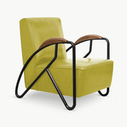 THE MAVERICK Armchair - Wutong Green - SCENE SHANG
