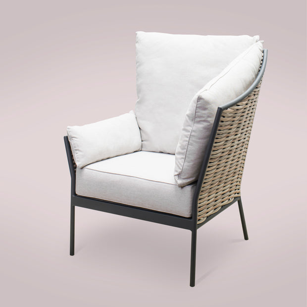 YANG High Low Armchair - Left