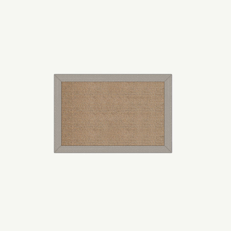 Sisal Carpet - Doormat Medium - SCENE SHANG