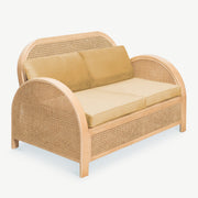 THE BOTANIST Cane Sofa