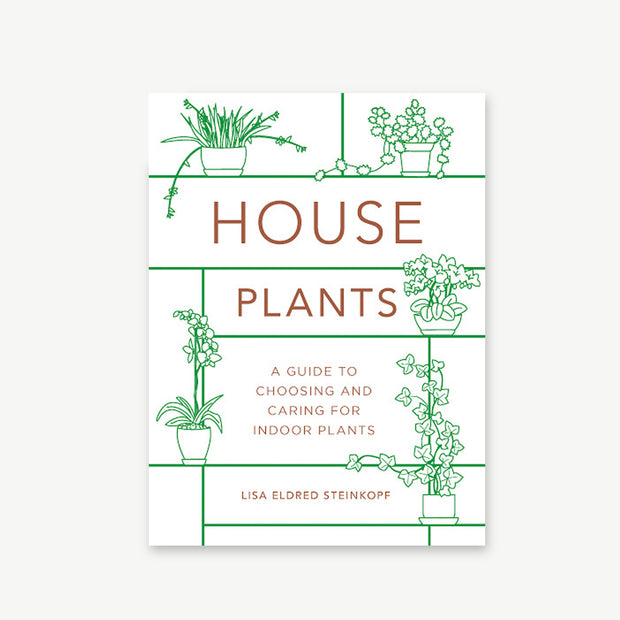 Houseplants (Mini): A Guide to Choosing and Caring for Indoor Plants - SCENE SHANG