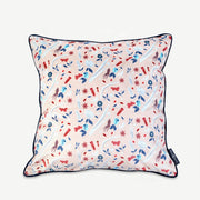 Love is a Warm Brew - Pink Cushion Cover - SCENE SHANG