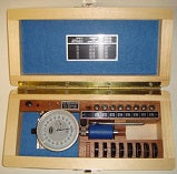 Diatest Small Bore Gauge Set EM1 ( 1.50 - 4.30mm )