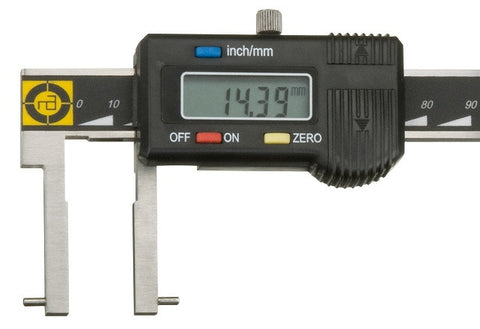 Mapra Q1 Digital Vernier Calipers Inside Groove