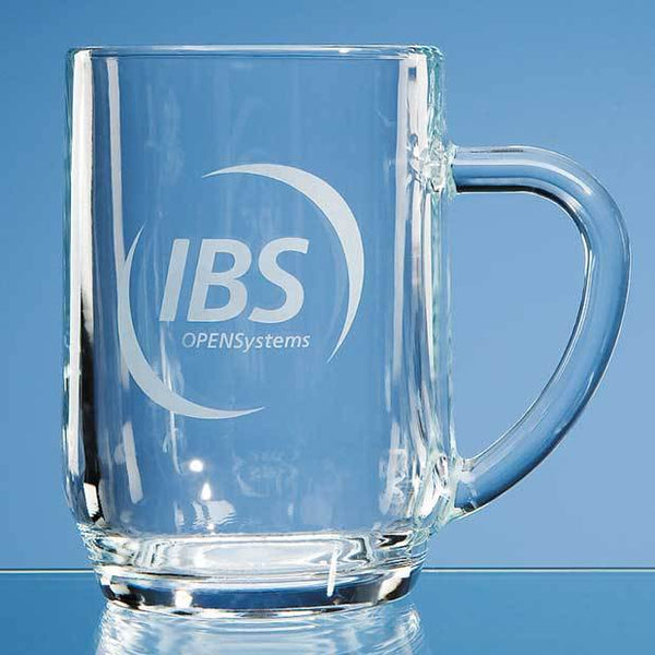 A7P -   0.57ltr Large Mancunian Tankard - (Fully Engraved)