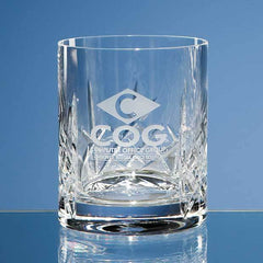 320ml Flamenco Crystalite Panel Whisky Tumbler