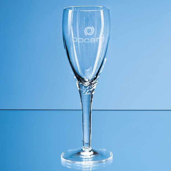 LB16P -   160ml Michelangelo Champagne Flute - (Fully Engraved)