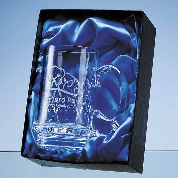 Tankard Satin Lined Presentation Box (BOX ONLY)