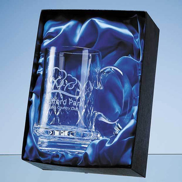 PB55P -   Tankard Satin Lined Presentation Box (BOX ONLY)