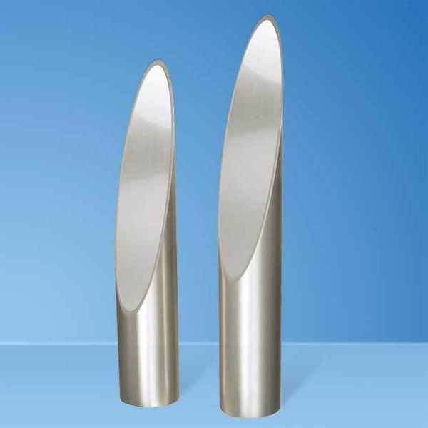PKB46P -   The Slice Award, Medium, Anodised Satin Aluminium