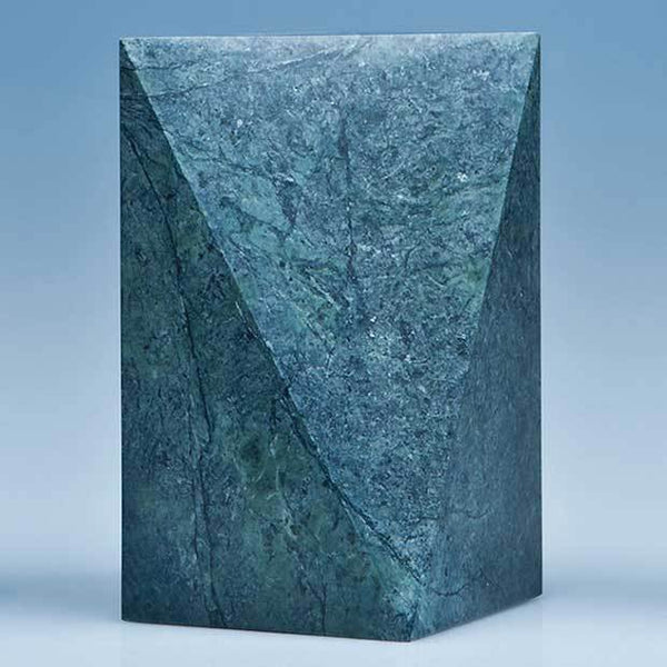 SY3073P -   17.5cm Green Marble Glacier Award* - (Fully Engraved)