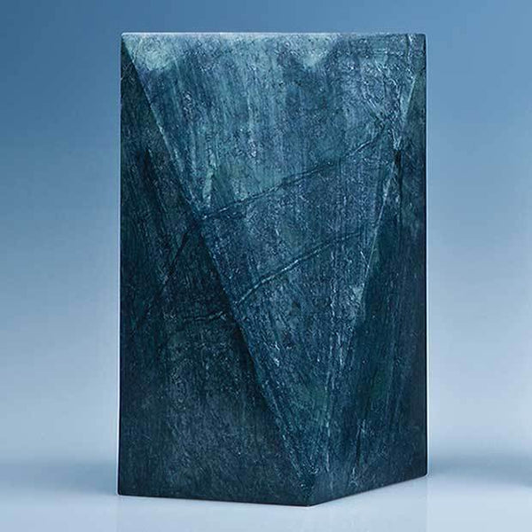 SY3074P -   20cm Green Marble Glacier Award* - (Fully Engraved)