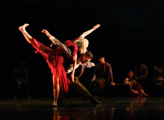 Ghost Dances at Sadler's Wells