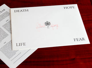 Death Hope Life Fear