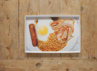 English Breakfast Tray