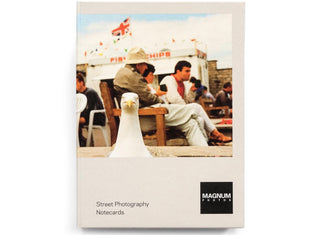 Magnum Photos: Street Photography Notecards - Plinth