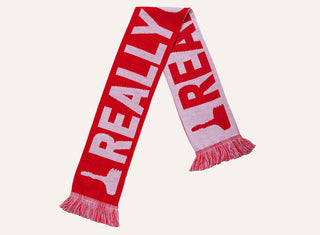 Really Good Football Scarf