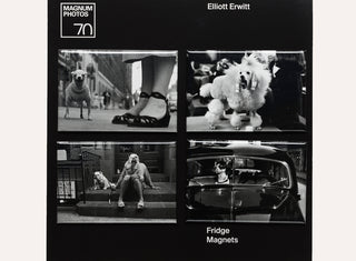 Elliott Erwitt Set of Magnets - Plinth