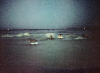 Nightswimmers On Diwali