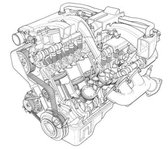 Car & Truck Parts:Engine Components