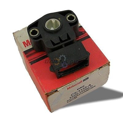 Motorcraft CX1132A E6DZ-9B989-D New Genuine OEM Throttle Position Sensor (TPS)