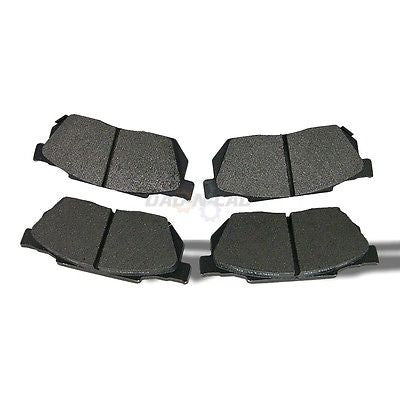 Spectra One SPD256M  Semi-Metallic Premium Disc Brake Pads - Front