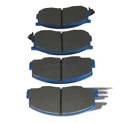 Ultimate Brake Pad UBP MXD263  Semi-Metallic Disc Brake Pads - Front