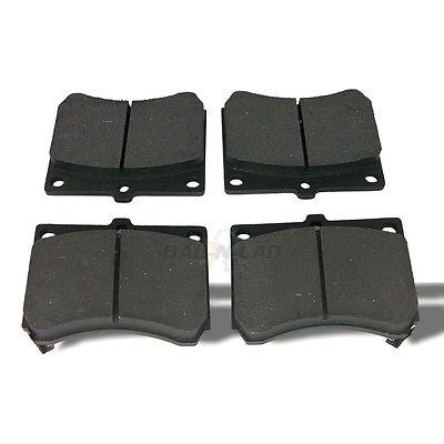 ZLI MD473  Front Semi-Metallic Disc Brake Pads