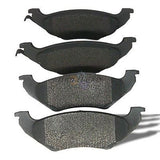 Performance Friction 5444 (0544.20) REAR Carbon Metallic Disc Brake Pads