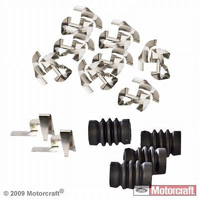 Motorcraft BRPK-5776 5U2Z-2321-LA New OEM Disc Brake Hardware Kit