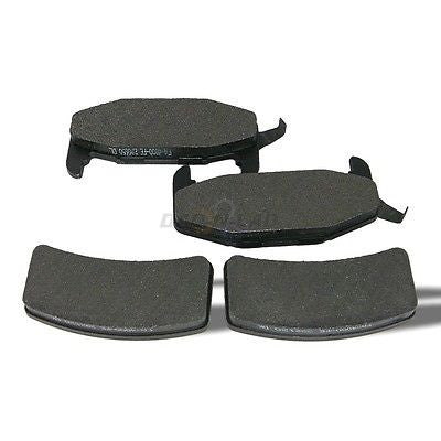 Spectra One SPD377IM Semi-Metallic Premium Disc Brake Pads - REAR