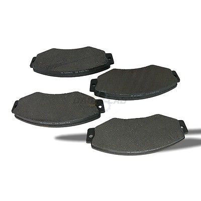 Spectra One SPD393M Semi-Metallic Premium Disc Brake Pads - Front