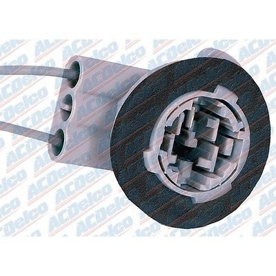 ACDelco LS17 12085330 New Genuine GM OEM 2-Way Gray MultiPurpose Lamp Socket