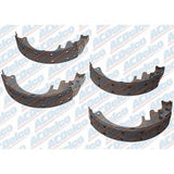 ACDelco 171-496 18019989 Genuine GM OEM Rear Drum Brake Shoes
