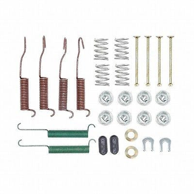 Raybestos H7134 PG Plus Drum Brake Hardware Kit - Made in U.S.A. - Rear