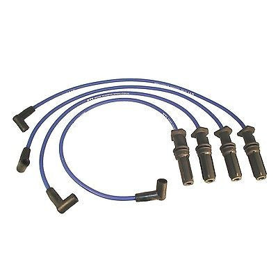 Karyln 667 STI Super Silicone Ignition Spark Plug Wire Set