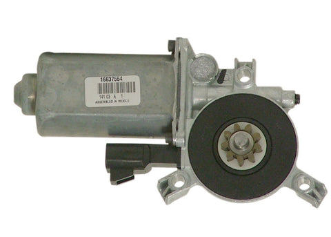 ACDelco 12363370 Professional Power Window Motor - Front