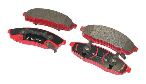 ACDelco 17D376M 18028960 Professional Semi-Metallic Disc Brake Pads - Front