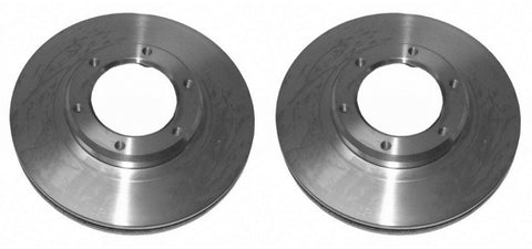 ACDelco 18A606 18028206 Disc Brake Rotor - Fits 93-97 Land Cruiser - Made in USA - Front - Lot of 2