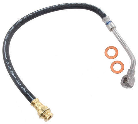 ACDelco 18J207 18031918 Brake Hydraulic Hose - Front Right