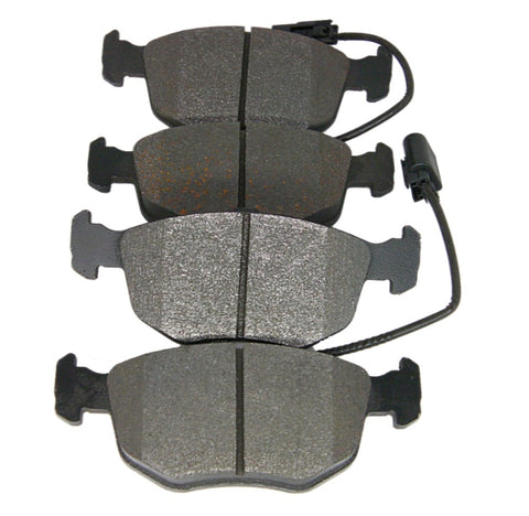AutoSpecialty 24-762A-01 Brake Pads for 1998-1999 Ford Contour SVT