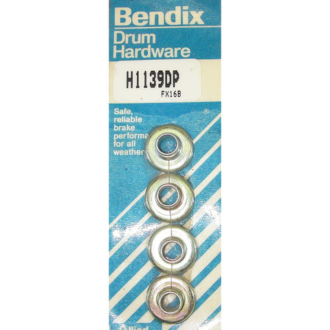 Bendix H1139DP Drum Brake Spring Lower Hold Down Cup - Made in USA