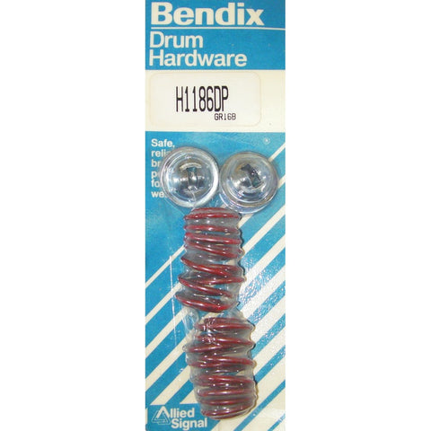Bendix H1186DP Drum Brake Shoe Hold Down Spring
