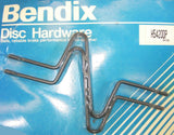 Bendix H5420DP Disc Brake Anti-Rattle Retainer Clip - Made in USA